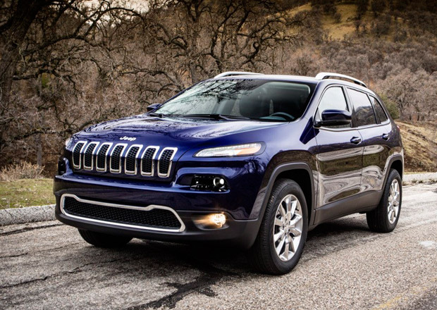 Jeep Cherokee má zpoždění kvůli devítistupňové převodovce ZF