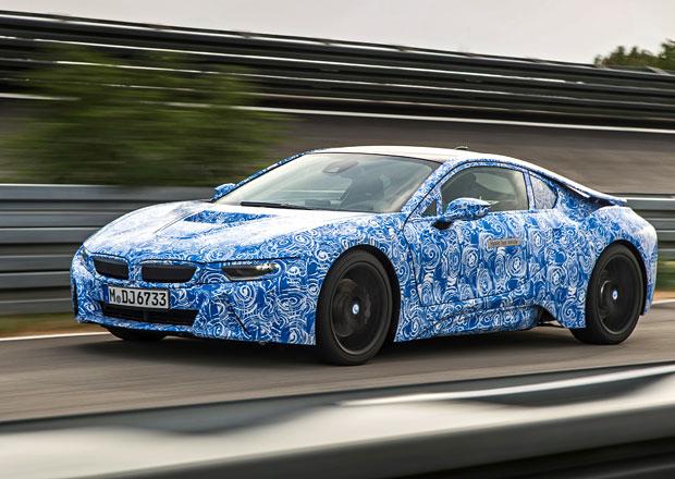 BMW i8: Nejdůležitějším trhem bude Amerika