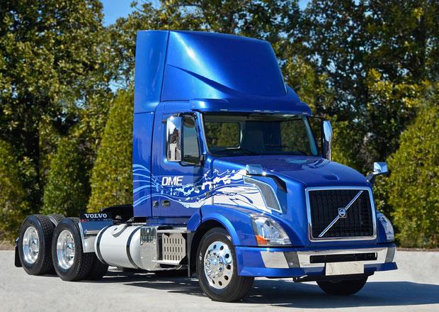 Volvo Trucks rozšiřuje nabídku alternativních paliv