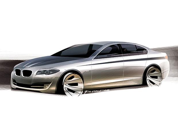 Další BMW řady 5 dorazí v roce 2016, zhubne 100 kg