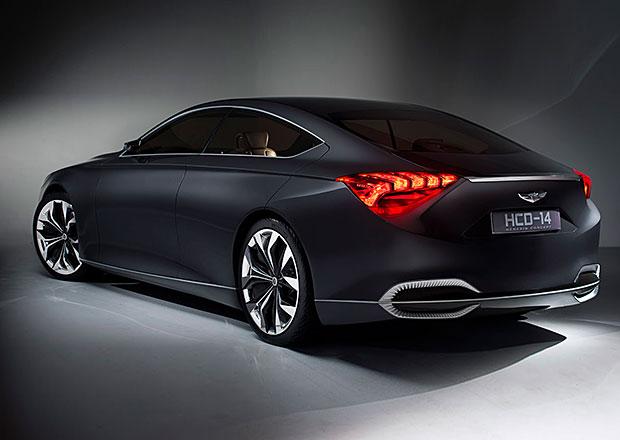 Hyundai vyvíjí konkurenta pro trojkové BMW