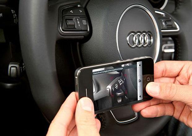 Audi představuje inteligentní návod k obsluze pro smartphony