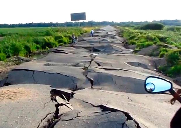 Video: Nejhorší silnice na světě je v Rusku