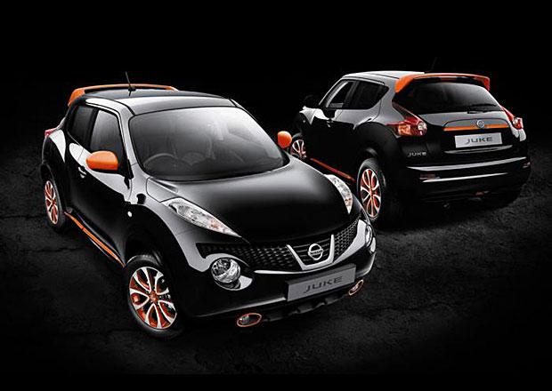 Nissan Juke: Tovární individualizace pro malý crossover