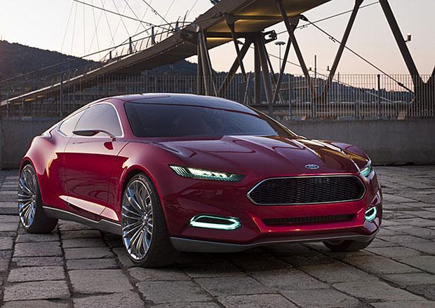 Ford Mustang 2015 bude menší a výrazně lehčí