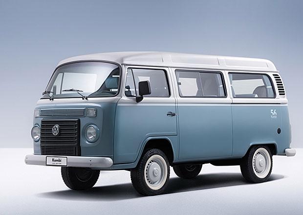 VW Kombi: Legendární Bus asi nekončí, zachrání ho výjimka na povinné ABS a airbagy
