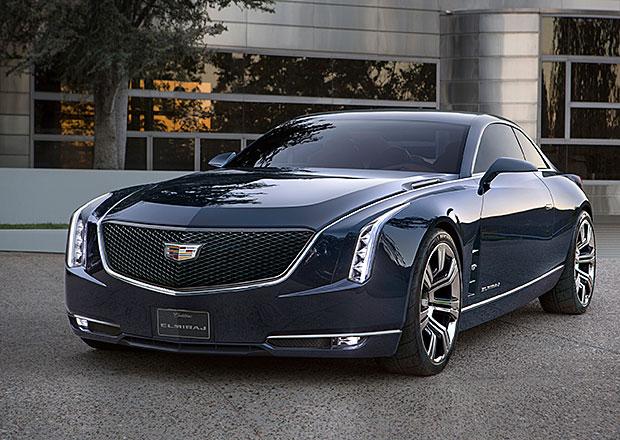 GM: Vize ostrého Cadillacu a nová V8 pro Corvette Z07