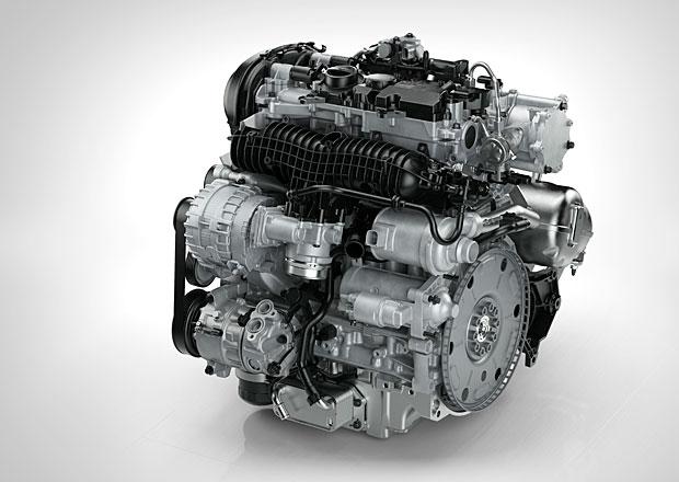 Volvo končí s pětiválci: Zcela nové dvoulitry a osmistupňový automat pro S60, V60 a XC60