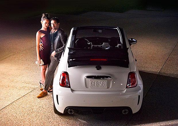 Fiat 500C GQ: Konečně Cinquecento pro chlapy?
