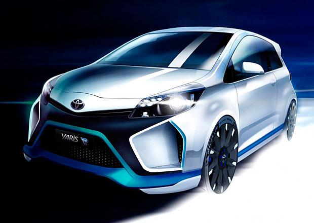 Toyota Yaris Hybrid-R m� turbo, elektromotory a 4x4