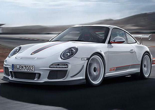 Porsche chystá novou 911 GT3 RS a Cayman GTS