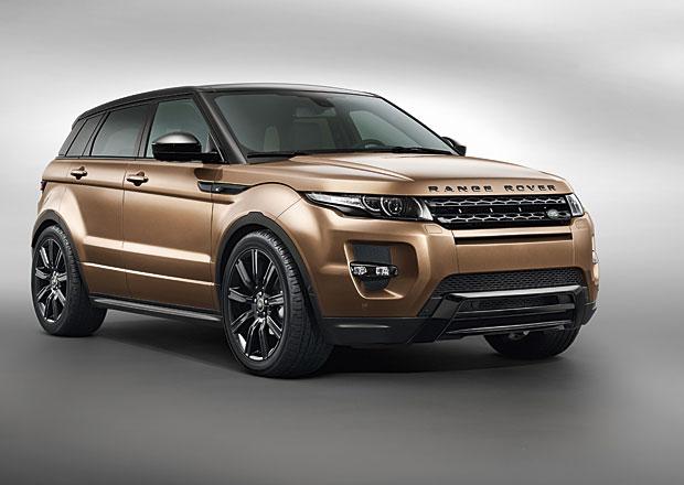 Range Rover Evoque 2014: Devítistupňový automat, nový systém 4x4 a vylepšená elektronika