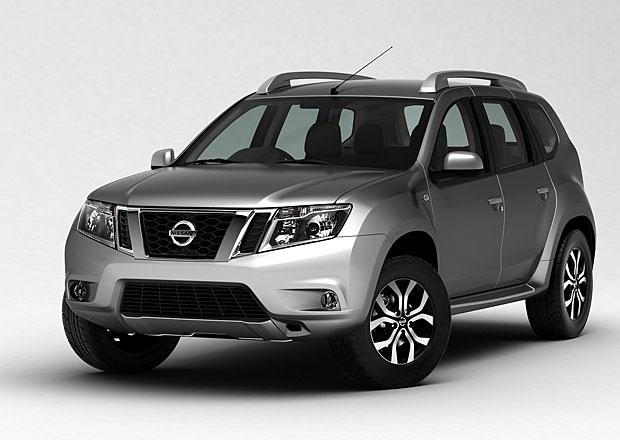 Nový Nissan Terrano je Duster s jinou tváří