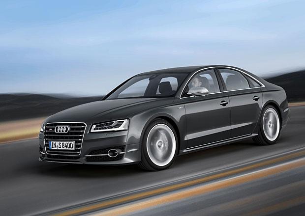 Audi A8 2014: V8 TDI má 283 kW a 850 N.m