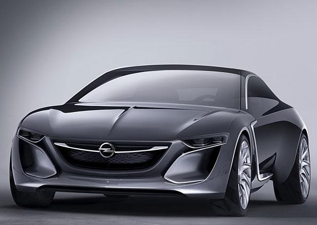 Opel neplánuje sedan větší než Insignia
