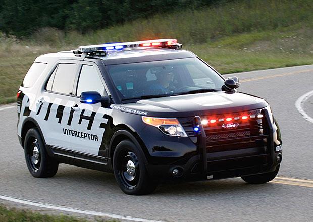 Americká policie dává přednost SUV před tradičními sedany