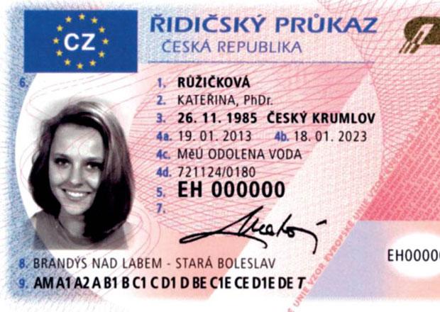 Vrácení řidičáku: Možná až po absolvování kurzu za tisíce korun