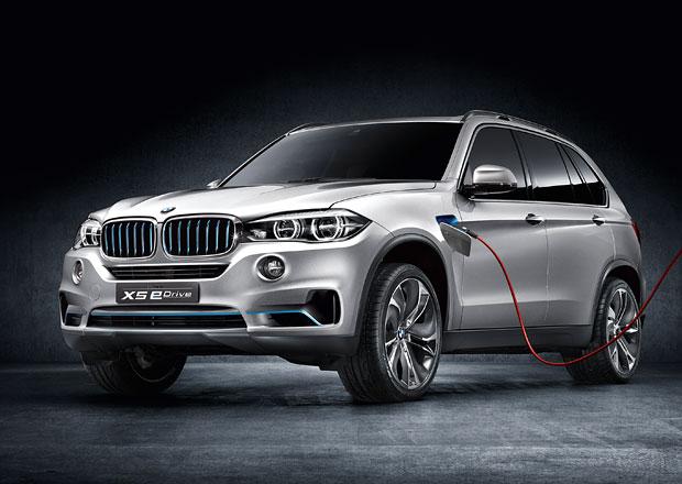 BMW X5 xDrive40e: Plug-in hybridní SUV přijde už letos
