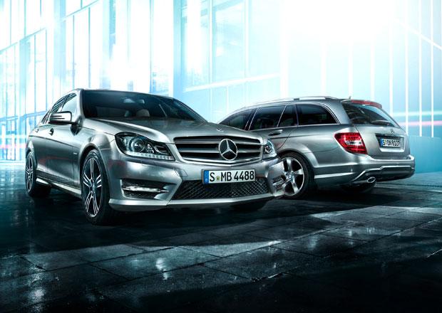 Mercedes-Benz C slaví, prodalo se už 10 milionů aut