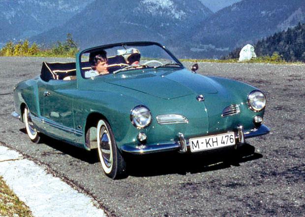 Volkswagen Karmann-Ghia: Brouku ve sportovním je šedesát