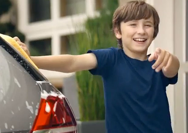 Reklamy, kter� stoj� za to: Duel podle Volkswagenu