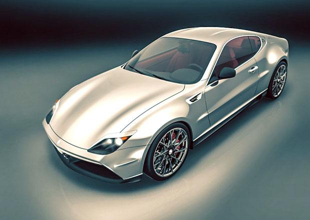 Camal Studio Tributo s technikou Maserati GranTurismo