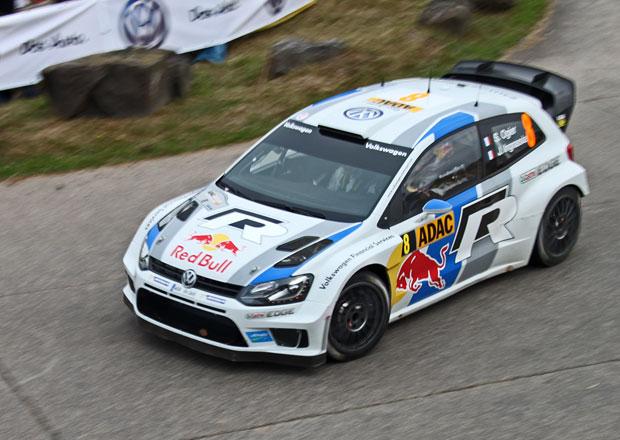 Report�: Rallye Deutschland 2013 na vlastn� k�i