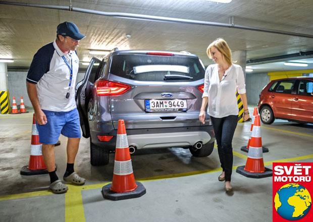 Soutěž Radiožurnálu v parkování: Parkuj jako člověk