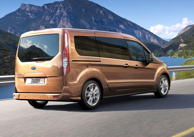 Ford Tourneo Connect a Grand Tourneo Connect na českém trhu (aktualizace)