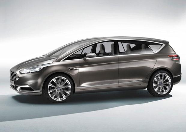 Ford S-Max Concept: Aston Martin pro sedm