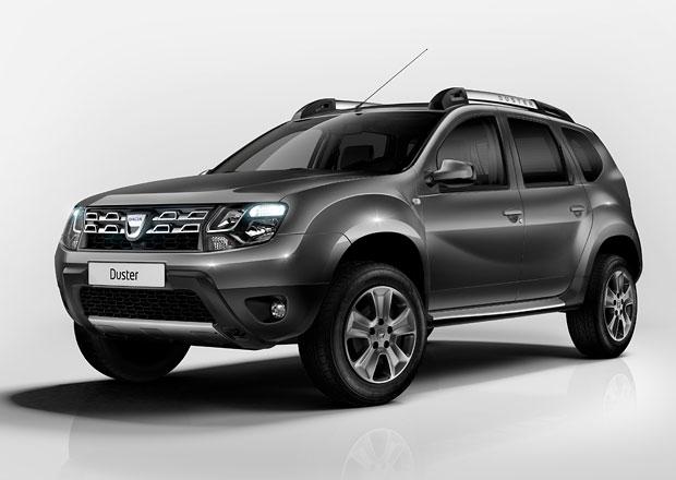 Dacia Duster: Rumunské SUV dostalo mužnější vzhled