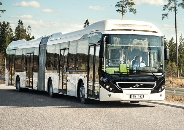 Volvo Buses přiveze na Busworld hybridní modely