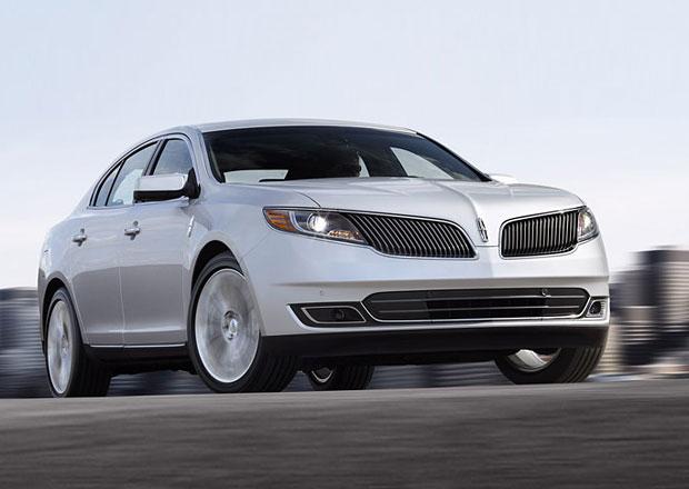 Lincoln MKS dostane nový 2.9 V6 EcoBoost a dynamičtější vzhled
