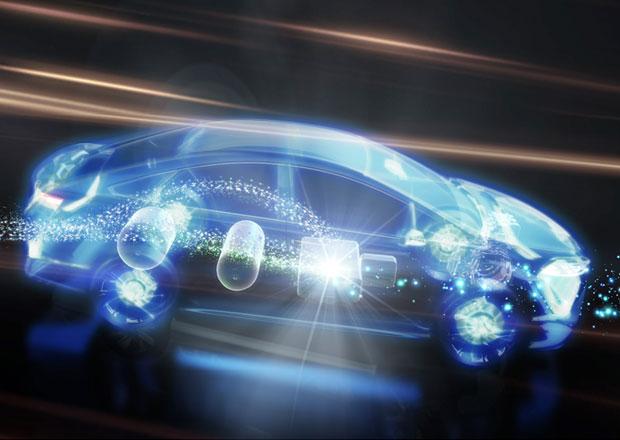 Toyota FCV-R: Palivové články na IAA jako prototyp, 2015 do výroby