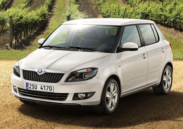 Škoda Fabia přichází s akční výbavou GLX a SLX