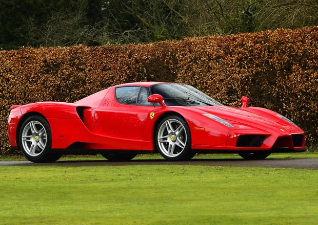 Vlastníte Ferrari Enzo? Můžete ho vyměnit za soukromý ostrov