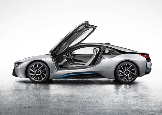 BMW i8: Toto je definitivní podoba