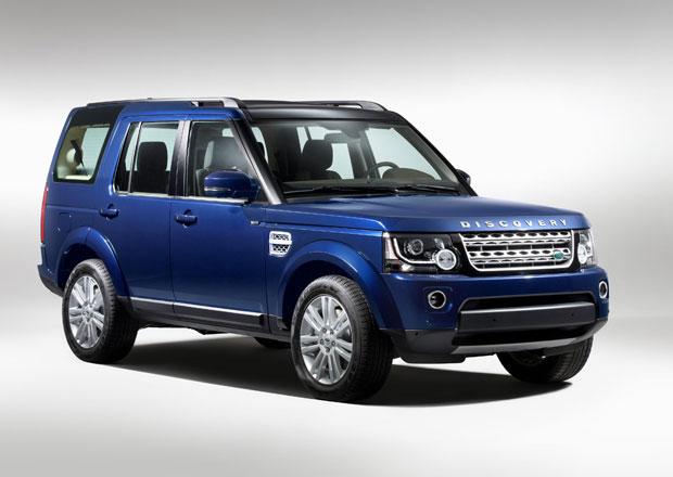 Land Rover Discovery 2014: Nová příď a jednodušší 4x4