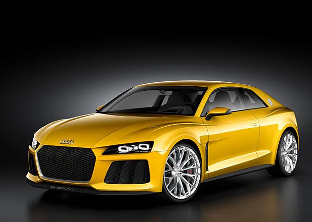 Audi Quattro: Myšlenka na návrat ještě nezemřela