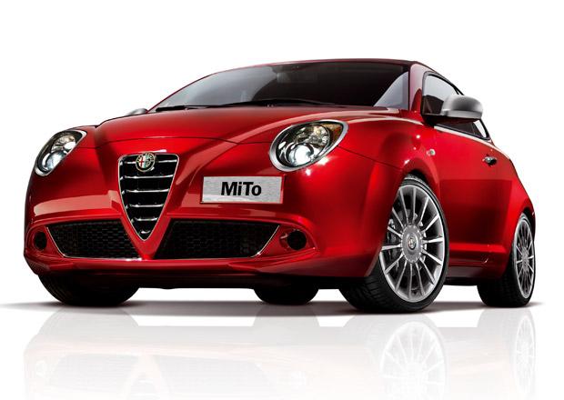 Alfa Romeo MiTo 2014: Lehký facelift a nový motor