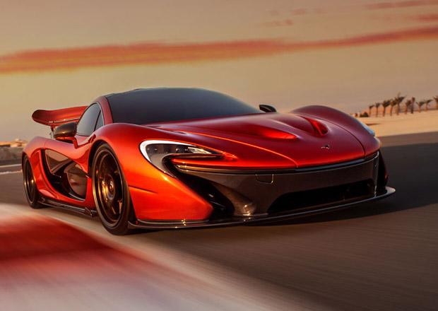 McLaren P1: Čas na Severní smyčce zatím jen 7:04