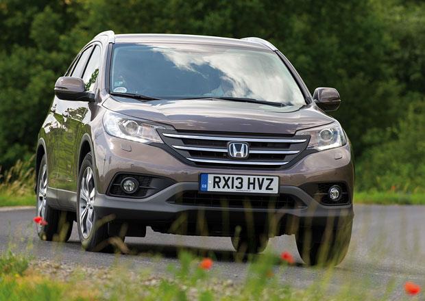 Honda CR-V 1.6 i-DTEC stojí od 599.000 Kč