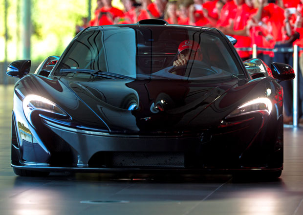 McLaren vyrobil u� 3000 voz� MP4-12C