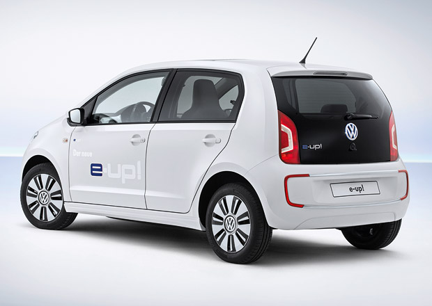 Volkswagen e-up!: V Británii za 19.250 liber (634.400 Kč)