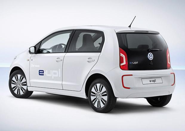 Volkswagen tvrdí: e-Up! bude konkurencí BMW i3