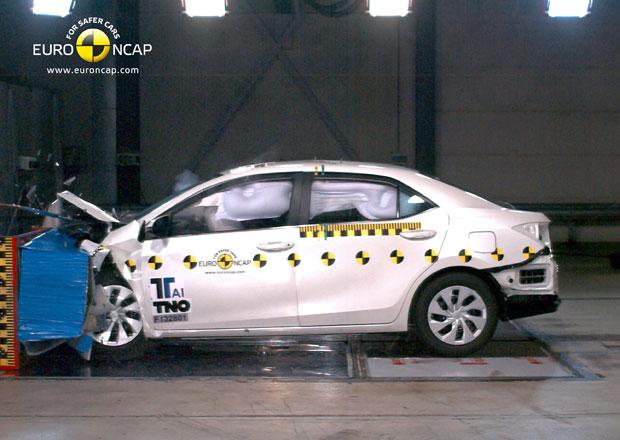 Euro NCAP 2013: Toyota Corolla – Pět hvězd bez problémů