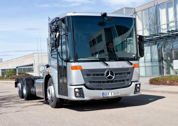 Mercedes-Bez Econic Euro 6: Několik variant