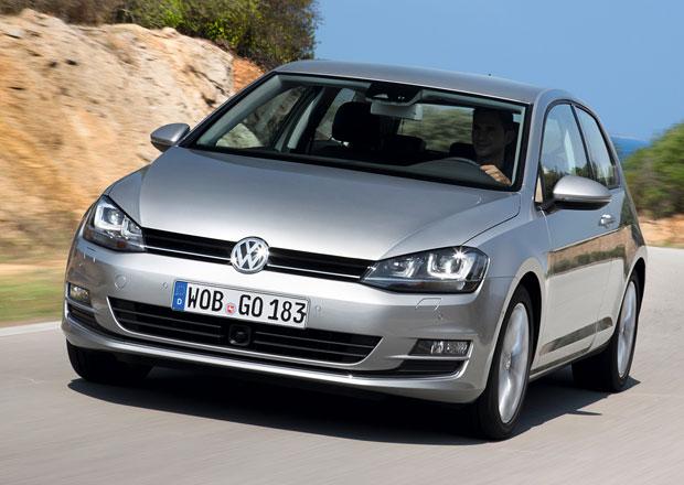 Nový VW Golf má problém s klimatizací, zatéká mu do interiéru