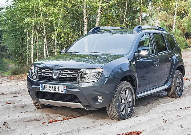 Modernizovaná Dacia Duster ukázala svůj upravený interiér