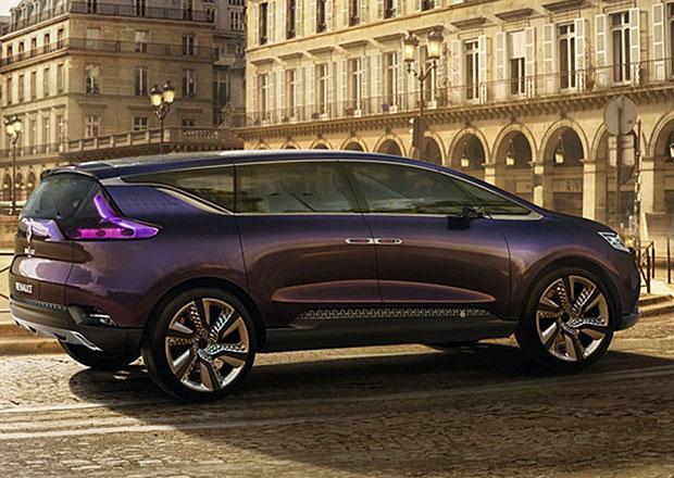Renault Initiale Paris: Novodobý Avantime jako koncept nového Espace